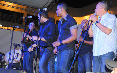 Banda Real en @ Moccai Glam Club