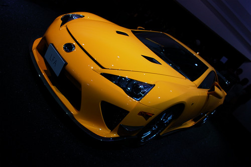 "LFA ""Nuburgring Package"""