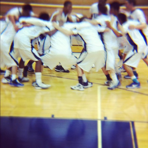 Play like a team. Win like a team. #hhsbball