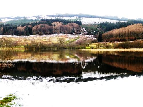 Loch Lubnaig, Trossachs