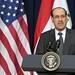 Iraqi Prime Minister Nouri al-Maliki at White House