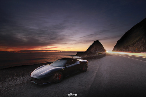 """the gloaming"" Ferrari 16M eGarage 