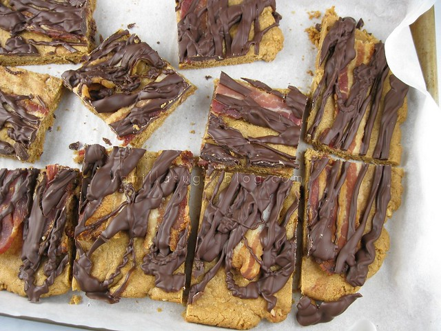pb & bacon chocolate bark 7
