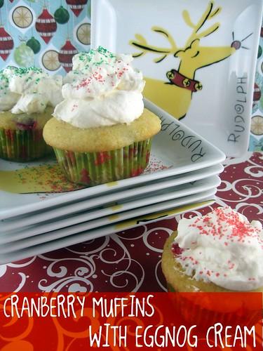 cranberry muffins 1