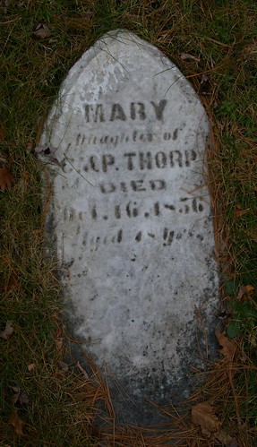 Thorp, Mary