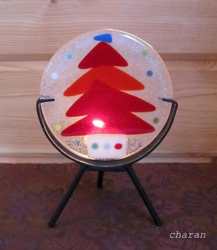 キャンドルホルダー (クリスマスツリー) by Poran111