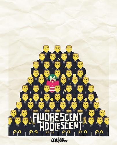 Fluorescent Adolescent (ArcticMonkeys)