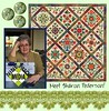 2011 Nov Designer of the Month for Aurifil thread Sharon Pederson