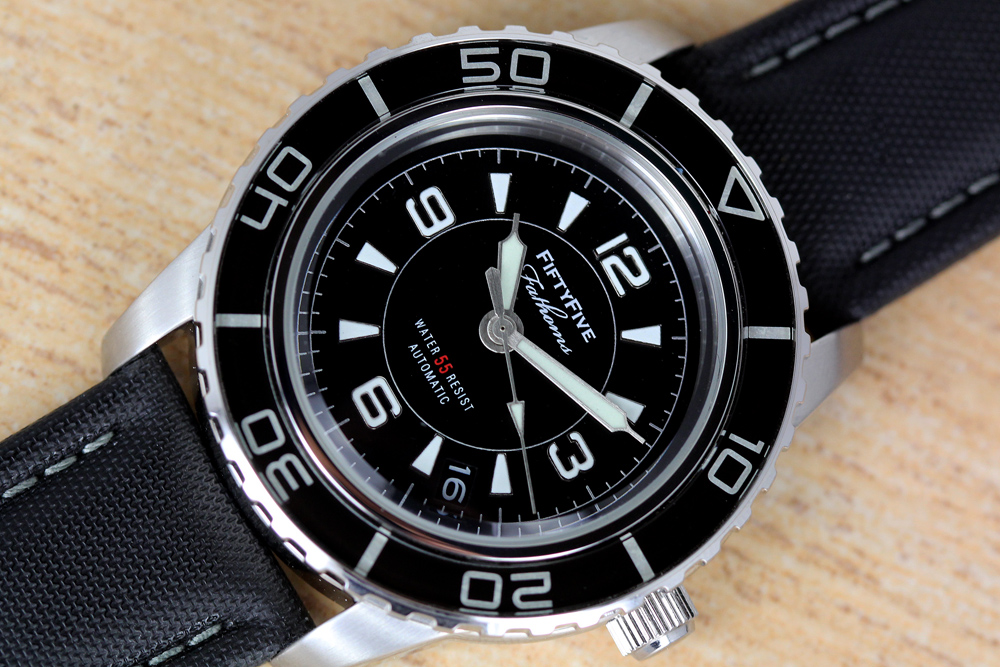 Substitute For Blancpain 50 Fathoms
