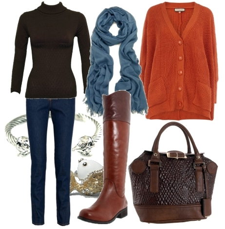 wear riding boots with bright colors