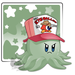 Kirby camaleónico