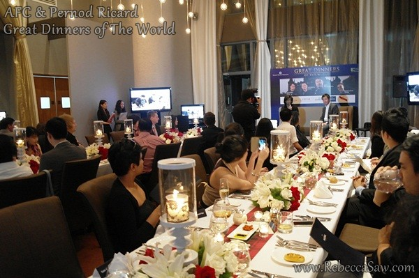AFC - Great Dinners of The World-2