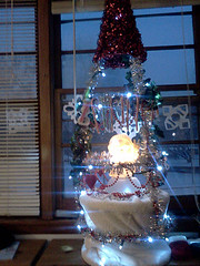 Anni-birth-mas Tree 2011