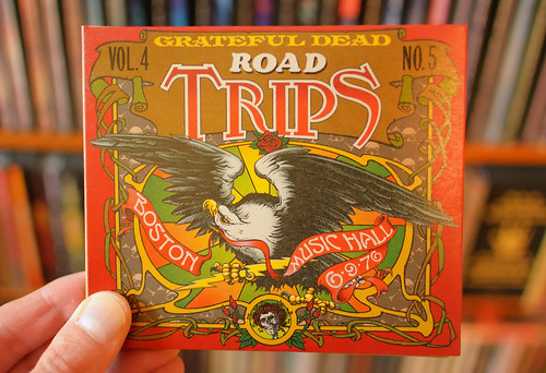 Grateful Dead - Road Trips Vol4 No5
