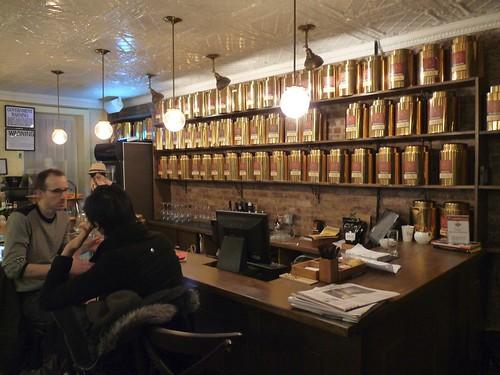 Bosie Tea Parlor, Morton St