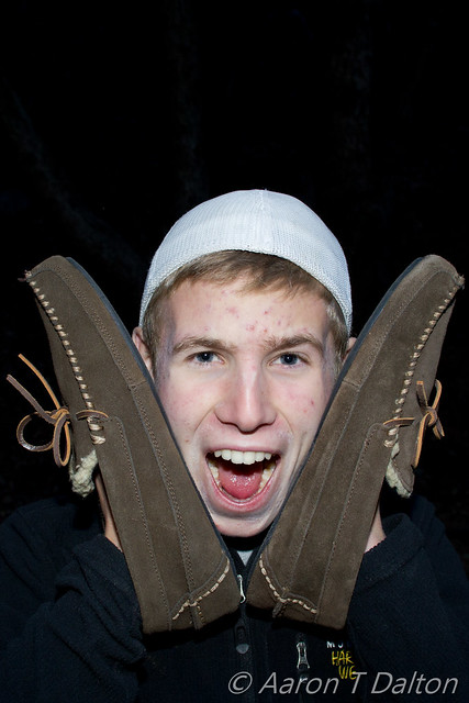 Stoked Shoe Charlie