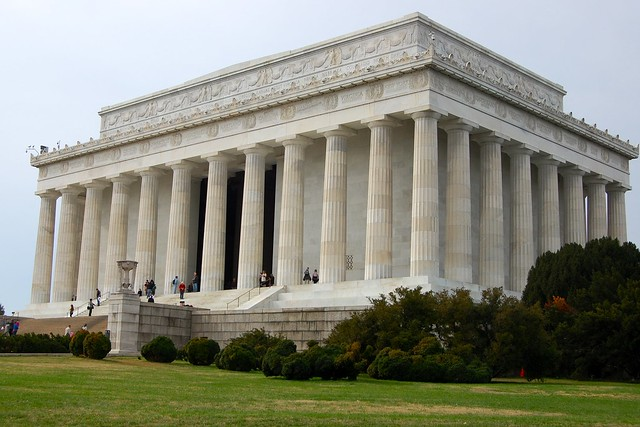 Majestic Lincoln Memorial Flickr Photo Sharing