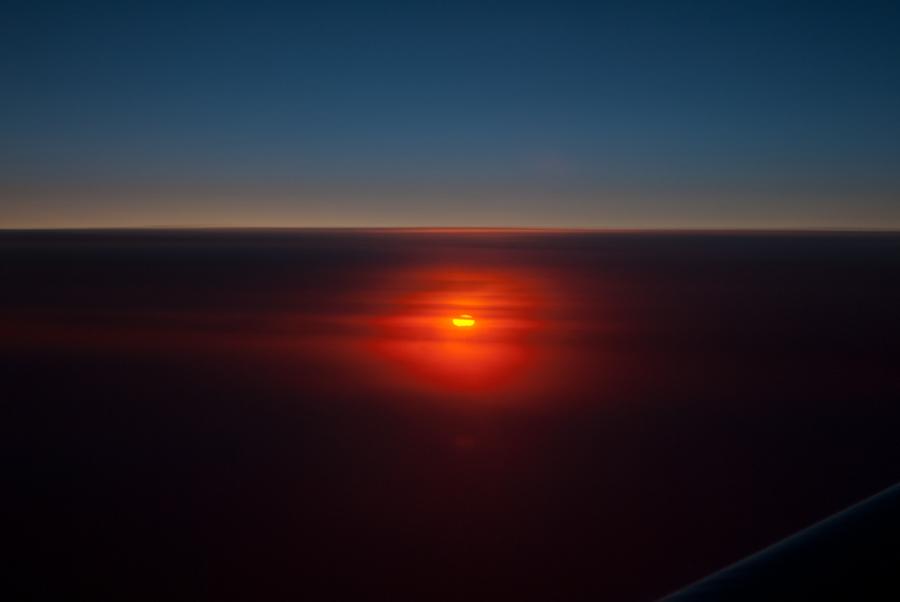 Солнце!!!Оно утонуло в море,растворилось в нёмDSC_9517