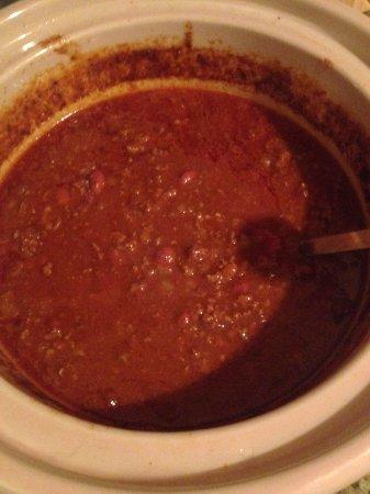 Delicious Crockpot chilli