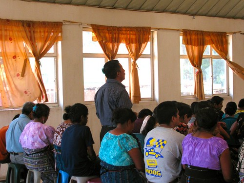 Annual Parent Meeting7 - José Antonio's father