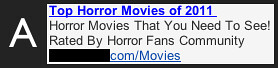 Horror Movies Ad A