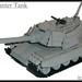 Lego Modern Warfare -Dodge Hunter Tank- by =DoNe=