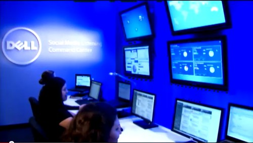 Dell Social Media Command Center