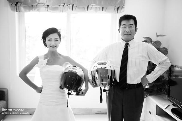 Ảnh cưới Watanabe - Hồng Ngân (Hà Nội)