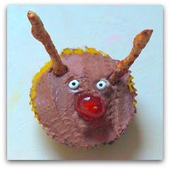 Mincemeat Cupcake