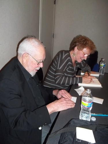 101_2964  Al Jaffee and Mary-Lou Weisman
