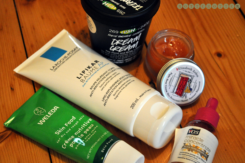 best of 2011 body and hair products