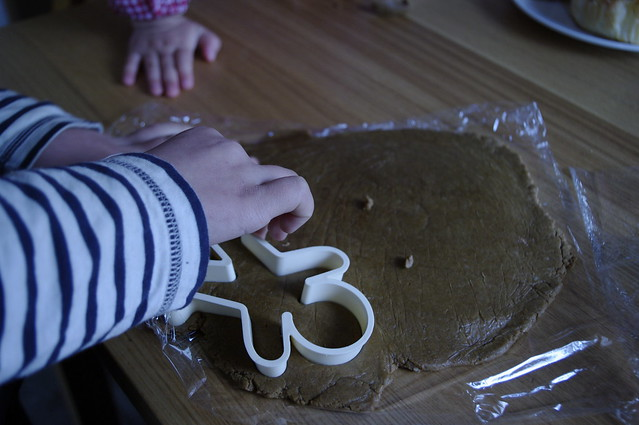 gingerbread time