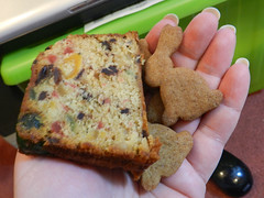 Finnish Christmas cake and gingerbread