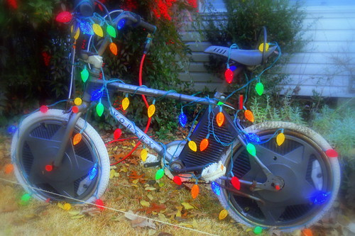 Merry Christmas Bike 2011