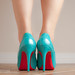 Christian Louboutin Jade Simples by M. Sho