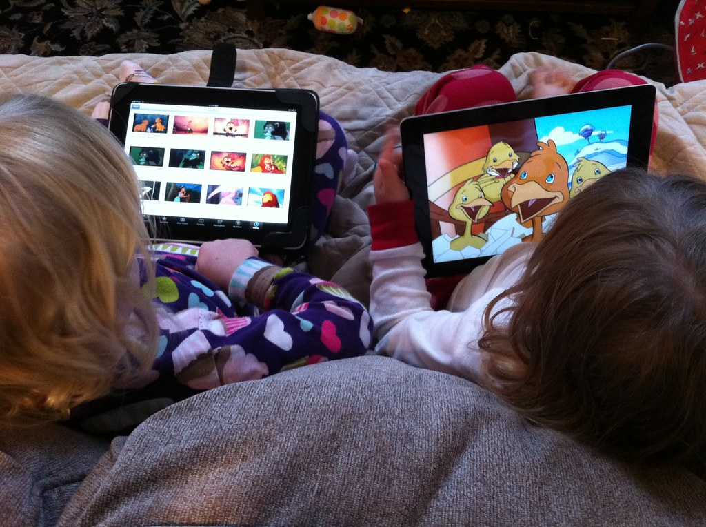 The modern toddler iPad experience