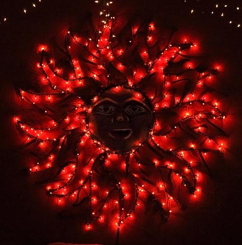christmas decorations red arizona sun abstract phoenix composition lights glow shine bestviewedlarge christmaslights glowing shotinthedark pinchot phoenixhomesteads seedetailview