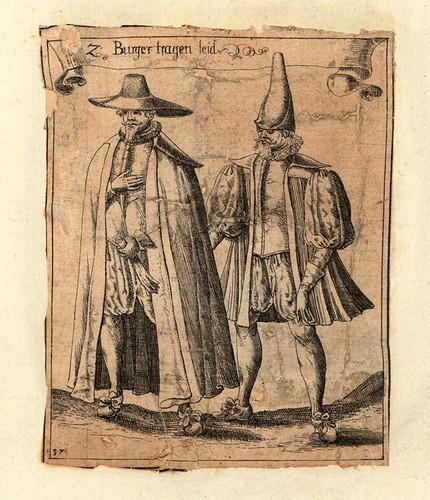 010-Basler Kleidung aller hoh- und nidriger Standts-Personen…1634- Hanns Heinrich Glaser