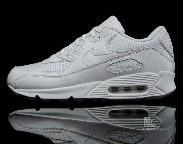 Nike Air Max белые