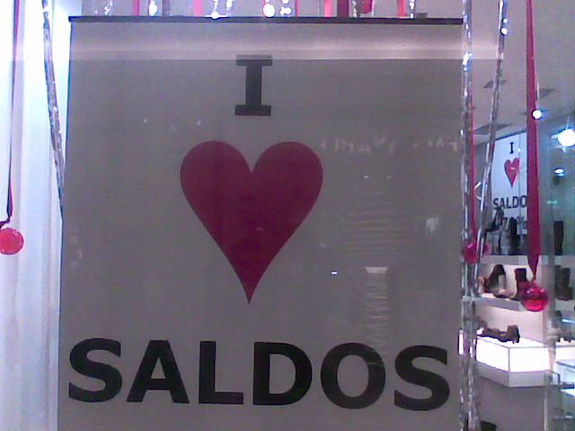 i love saldos