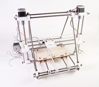 MakerGear Prusa Mendel RepRap (In Progress)