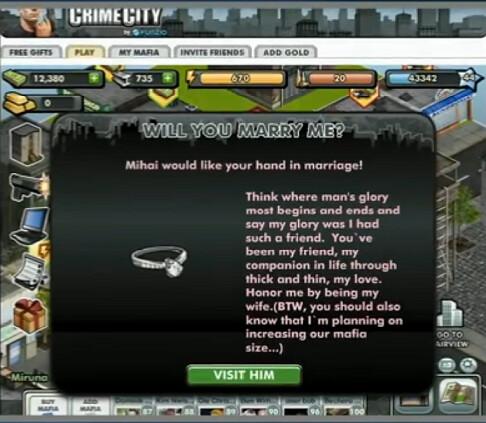 crime city proposing