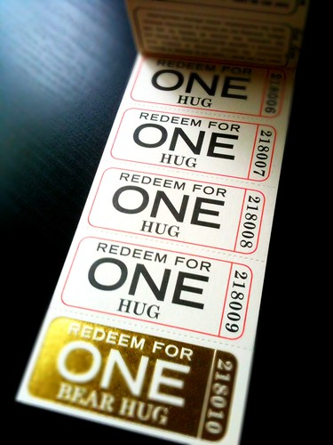 Le Hug Ticket