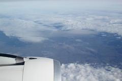 Vol Paris Marseille -  AF6018 - Roanne dans la trouée