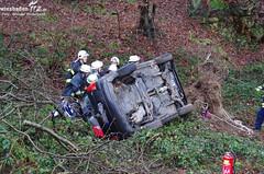 Verkehrsunfall A3 Niedernhausen 01.01.12