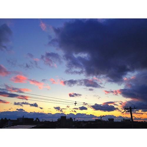 今日の写真 No.482 – 昨日Instagramへ投稿した写真(1枚)/iPhone4S、Snapseed
