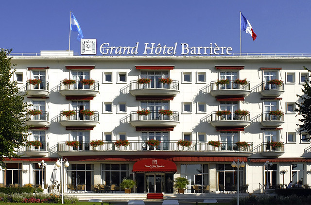 Restaurant Grand Hotel Enghien