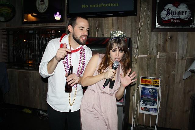 Darin and Josephine.