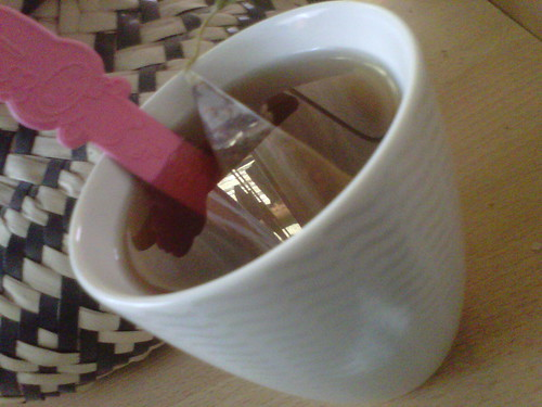 Tea forté by cookie rachel