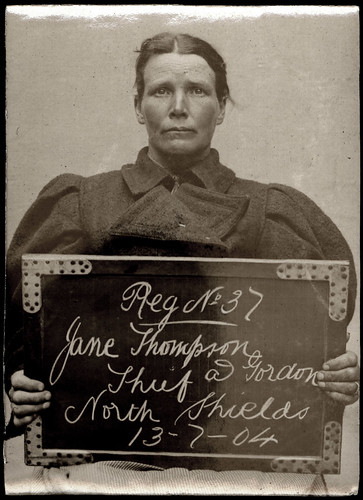 Jane Thompson AKA Gordon by Tyne & Wear Archives & Museums
